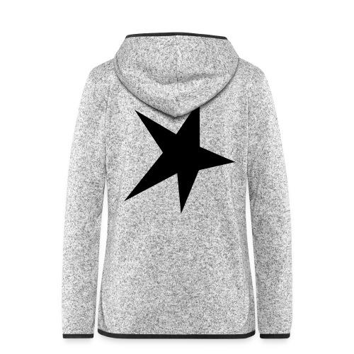 star_twinkle_twinkle - Vrouwen hoodie fleecejack