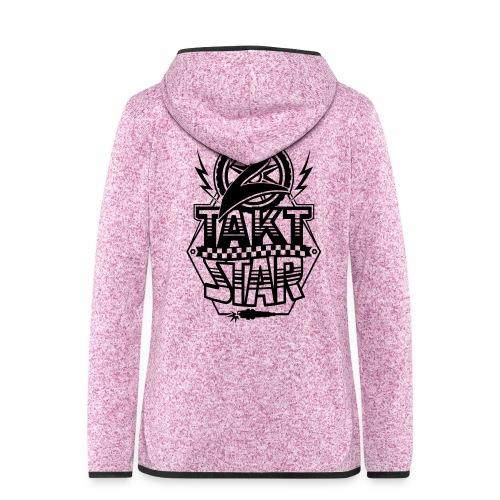 2-Takt-Star / Zweitakt-Star - Women's Hooded Fleece Jacket