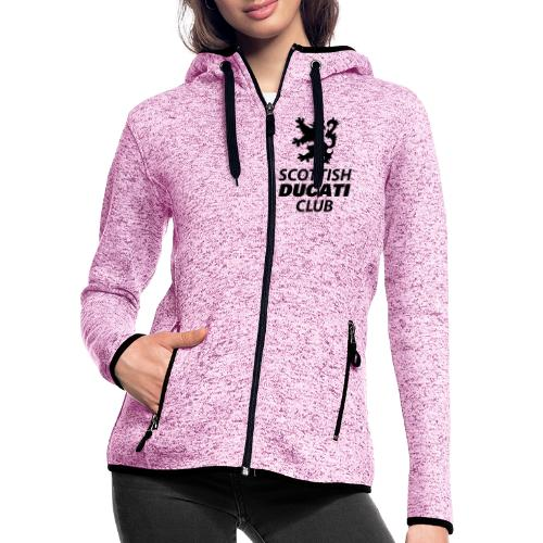 polo pocket 2 - Women's Hooded Fleece Jacket