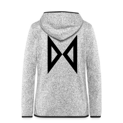 M - Women's Hooded Fleece Jacket
