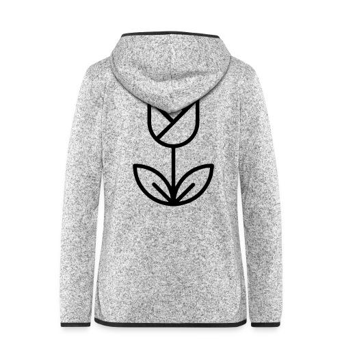 foundedroos - Women's Hooded Fleece Jacket