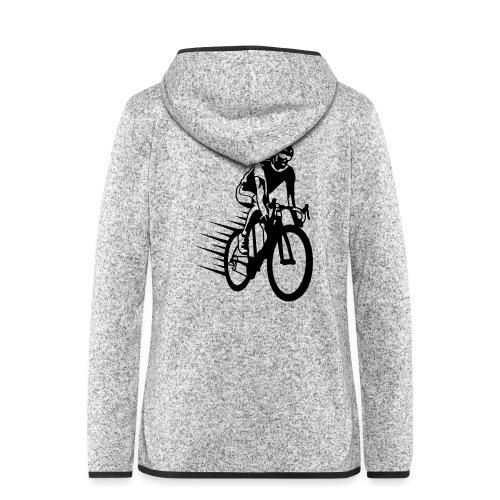 wielrennen - Vrouwen hoodie fleecejack
