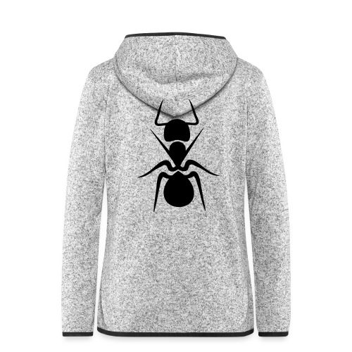 ANT - Women's Hooded Fleece Jacket
