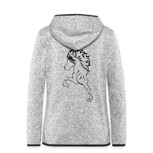 islaender - Women's Hooded Fleece Jacket