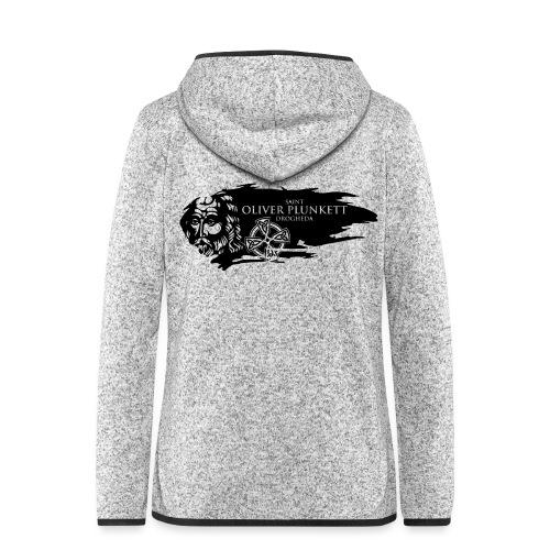 StOliver Black - Women's Hooded Fleece Jacket