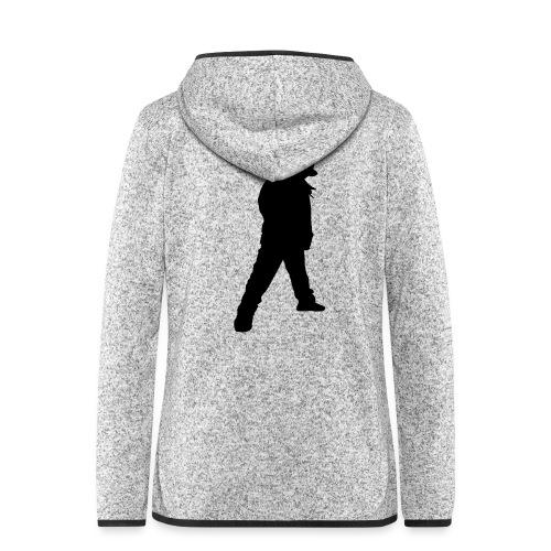 Brix City Tee - Women's Hooded Fleece Jacket