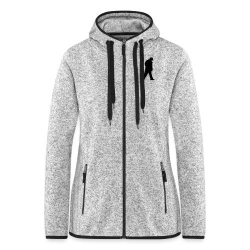 Soops B-Boy Tee - Women's Hooded Fleece Jacket