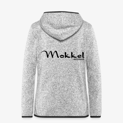 mokkel - Vrouwen hoodie fleecejack