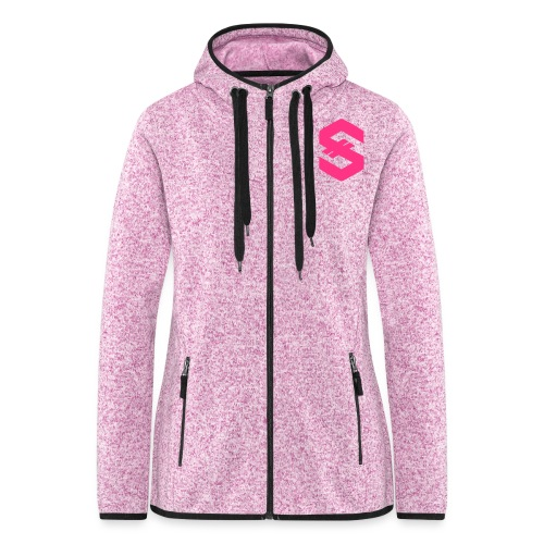 001 Signum Original - Women's Hooded Fleece Jacket