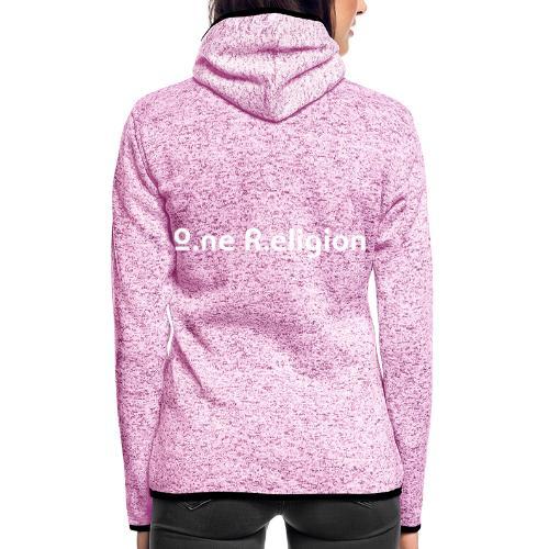 O.ne R.eligion Only - Veste à capuche polaire pour femmes
