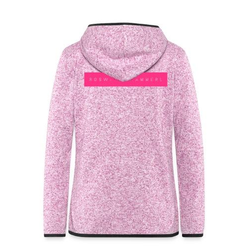 Kammerl - Women's Hooded Fleece Jacket