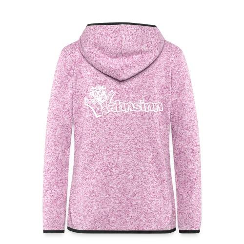 Wahnsinn Logo - Vrouwen hoodie fleecejack