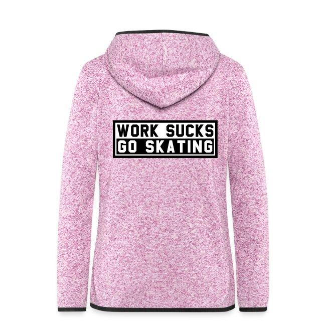 Work sucks go skating