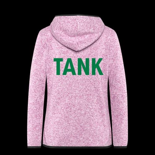 tank - Vrouwen hoodie fleecejack