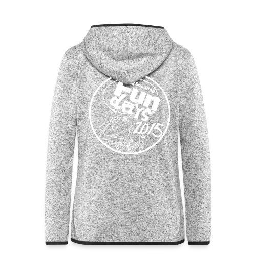 zonder crew - Vrouwen hoodie fleecejack