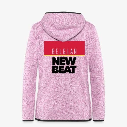 BNB SQ - Vrouwen hoodie fleecejack