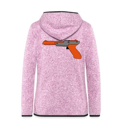 gun Zapper NES SUPER BROS HUNT DUCK - Veste à capuche polaire pour femmes