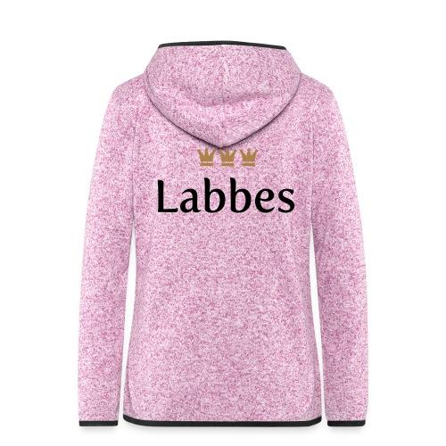 Labbes (Köln/Kölsch/Karneval) - Frauen Kapuzen-Fleecejacke