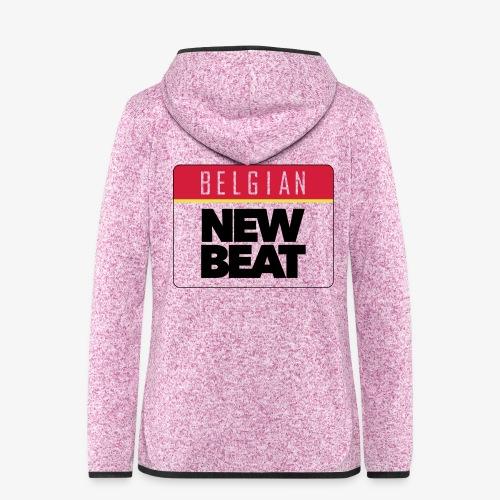 BNB LOGO - Vrouwen hoodie fleecejack