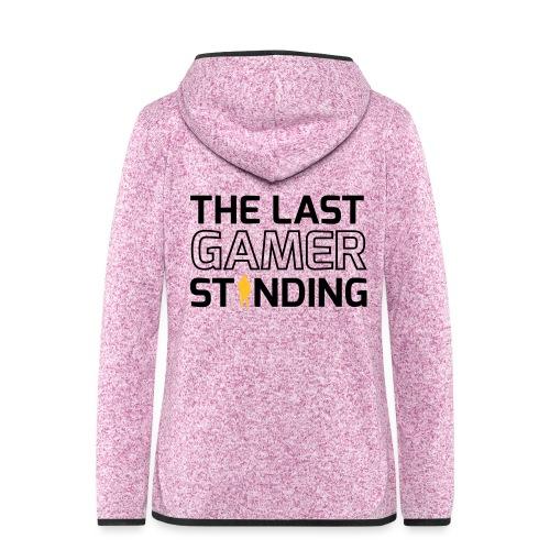 The Last Gamer Standing 2 - Women's Hooded Fleece Jacket