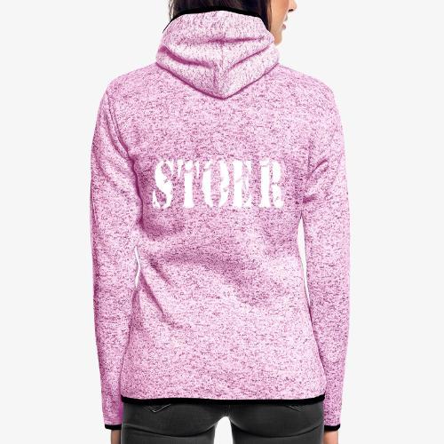 stoer tshirt design patjila - Women's Hooded Fleece Jacket