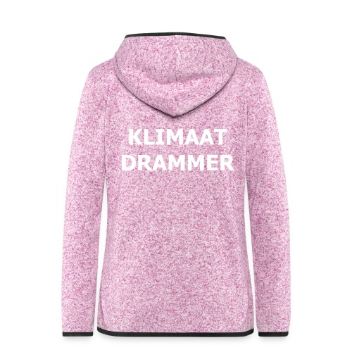 Klimaat Drammer - Women's Hooded Fleece Jacket