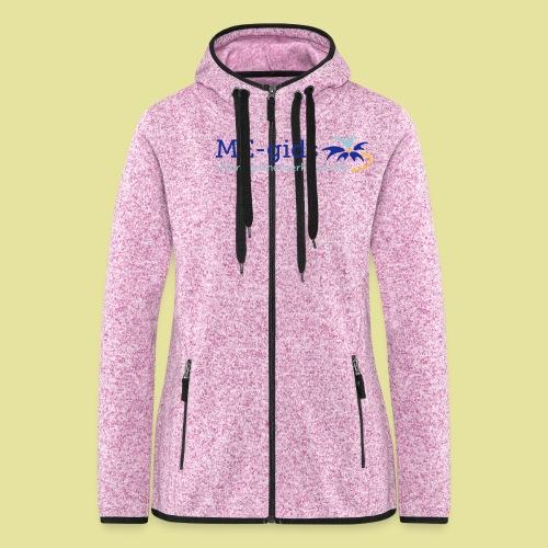 logomegids - Vrouwen hoodie fleecejack