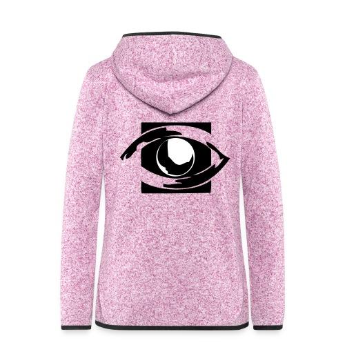 eos3 - Women's Hooded Fleece Jacket