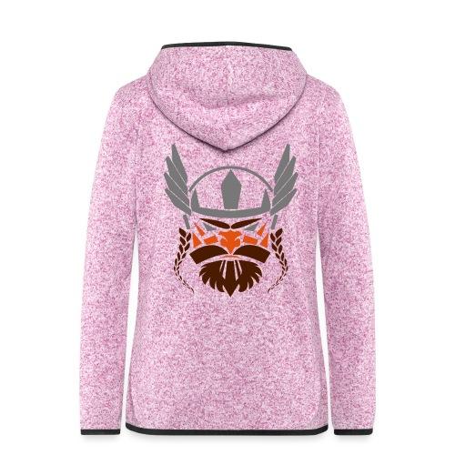 smosviking - Vrouwen hoodie fleecejack