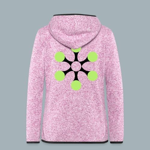 Star Bio T-shirt - Vrouwen hoodie fleecejack