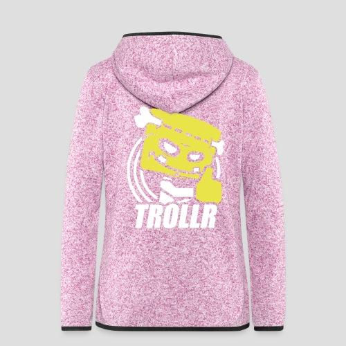TROLLR Like - Veste à capuche polaire pour femmes