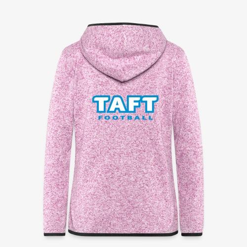4769739 124019410 TAFT Football orig - Naisten hupullinen fleecetakki