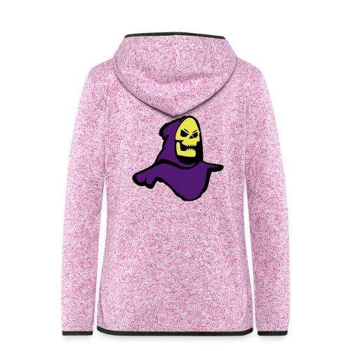 Skeletor - Women's Hooded Fleece Jacket