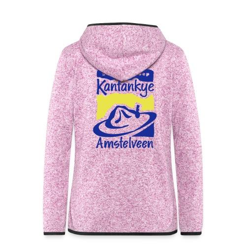 logo simpel 2 - Vrouwen hoodie fleecejack