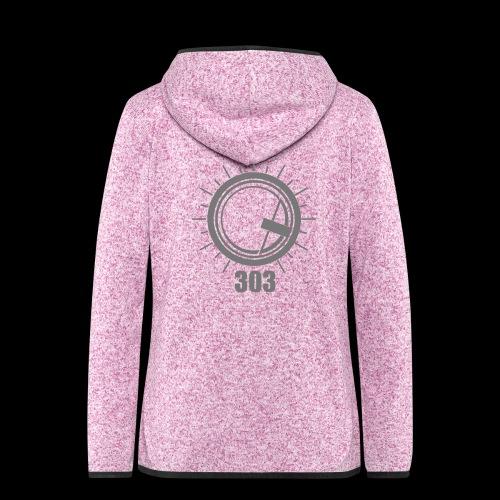 Push the 303 - Women's Hooded Fleece Jacket