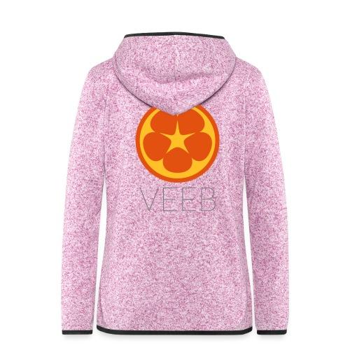 VEEB - Women's Hooded Fleece Jacket