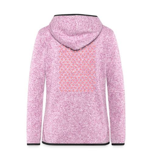 wwwww - Women's Hooded Fleece Jacket