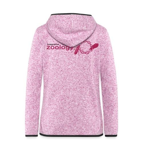 Zoology Special - Women's Hooded Fleece Jacket