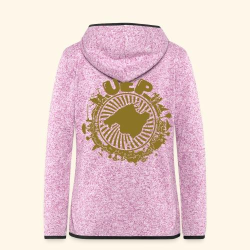 UEP - Women's Hooded Fleece Jacket