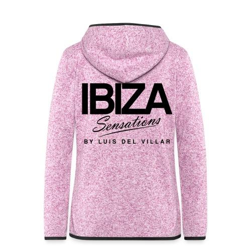 Cooking Apron Ibiza Sensations - Chaqueta de forro polar con capucha