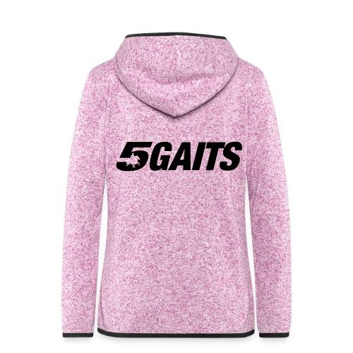 5gaits - Women's Hooded Fleece Jacket
