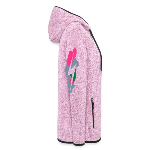 leggingseclair - Veste à capuche polaire pour femmes