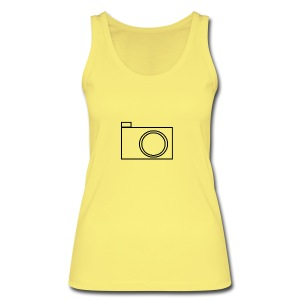 camera - Women's Organic Tank Top by Stanley & Stella