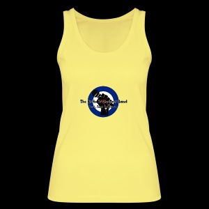 Grits & Grooves Band - Women's Organic Tank Top by Stanley & Stella