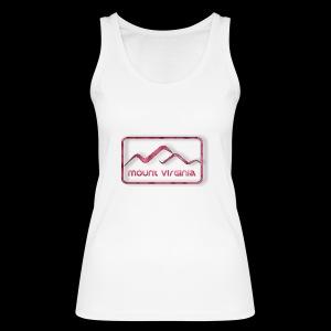 Mount Virginia woman - Frauen Bio Tank Top von Stanley & Stella