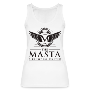 Die MASTA - Ein Königreich United / Full Logo - Frauen Bio Tank Top von Stanley & Stella