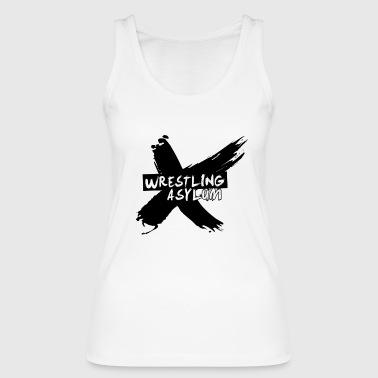 Wrestling - Women's Organic Tank Top by Stanley & Stella
