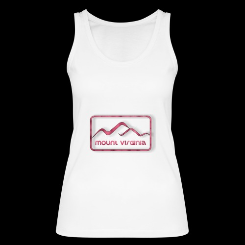 Mount Virginia woman - Frauen Bio Tank Top von Stanley & Stella