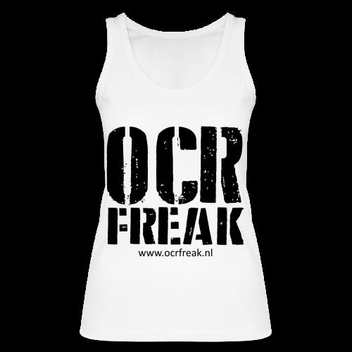 OCR Freak - Vrouwen bio tanktop van Stanley & Stella