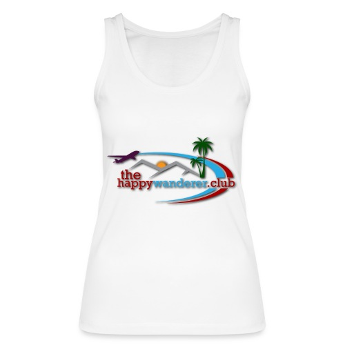 The Happy Wanderer Club Merchandise - Women's Organic Tank Top by Stanley & Stella